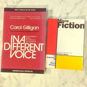 Other - In A Different Voice & Micro Fiction